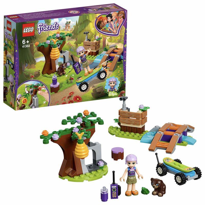 LEGO FRIENDS * AVENTURA EN EL BOSQUE DE MIA R: 41363