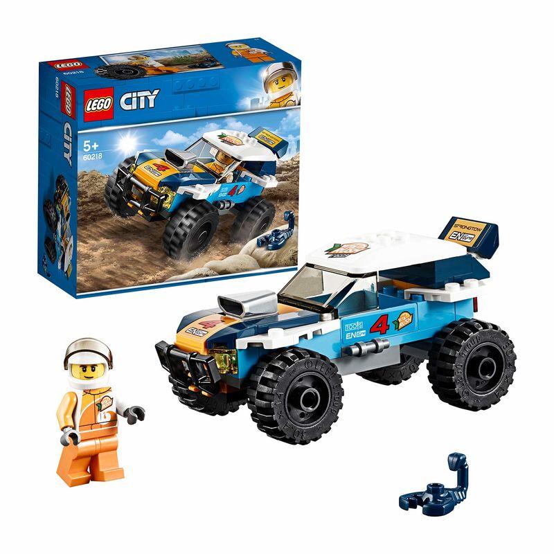 LEGO CITY * COCHE DE RALLY DEL DESIERTO R: 60218