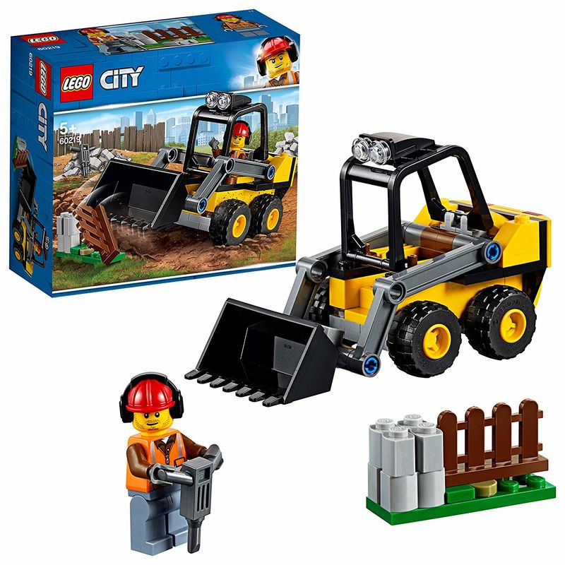 LEGO CITY * RETROCARGADORA R: 60219