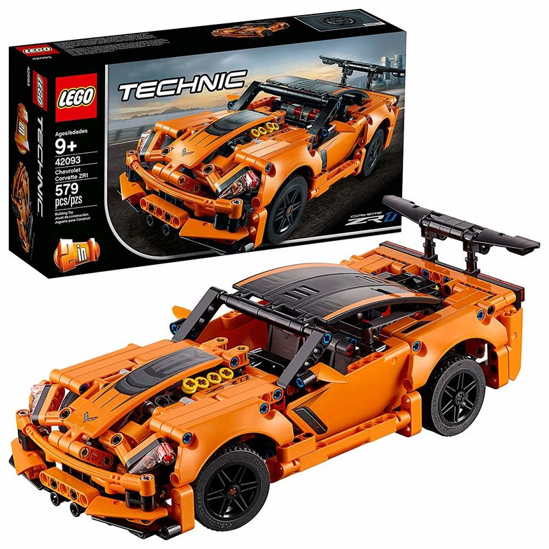 LEGO TECHNIC * CHEVROLET CORVETTE ZR1 R: 42093