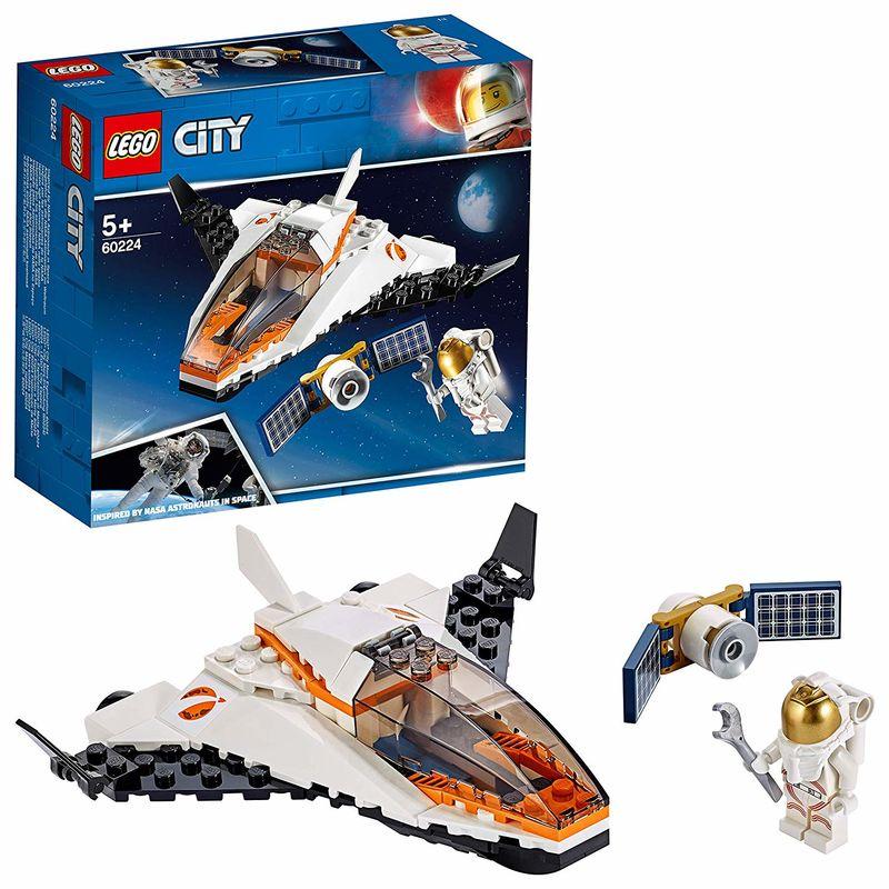 Lego City * Mision Reparar El Satelite -