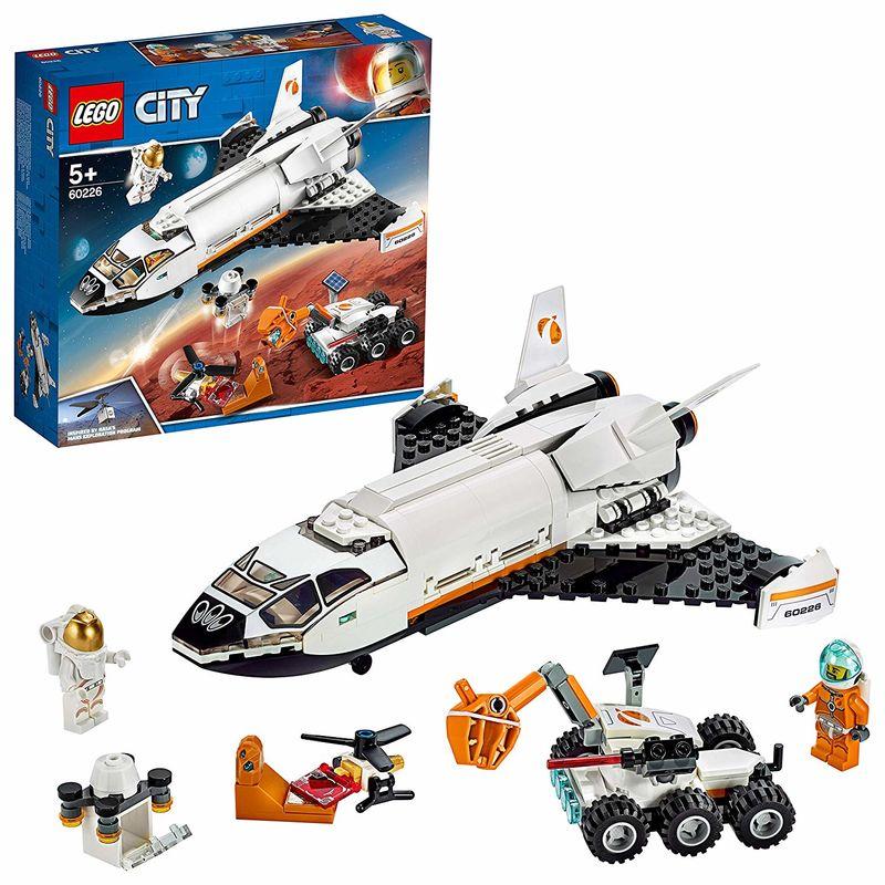 Lego City * Lanzadera Cientifica A Marte -
