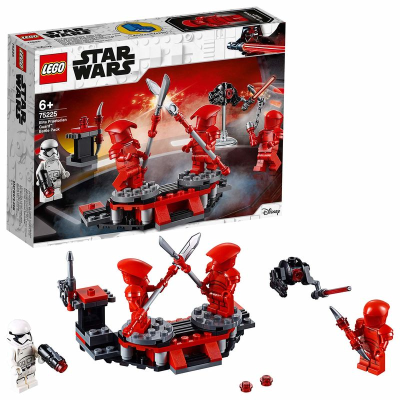 LEGO STAR WARS * PACK DE COMBATE : GUARDIA R: 75225