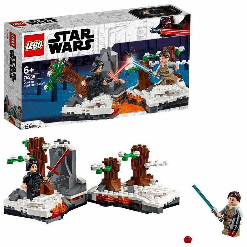 LEGO STAR WARS * DUELO EN LA BASE STARKILLER
