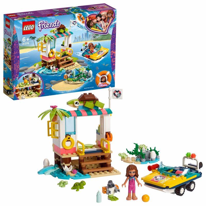 LEGO DUPLO * MISION DE RESCATE TORTUGAS
