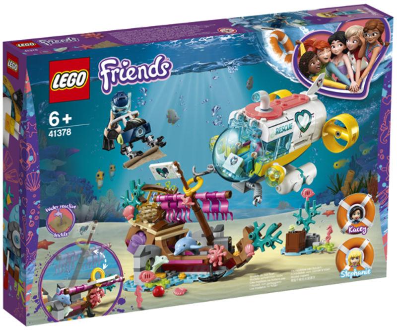 LEGO FRIENDS * MISION DE RESCATE : DELFINES