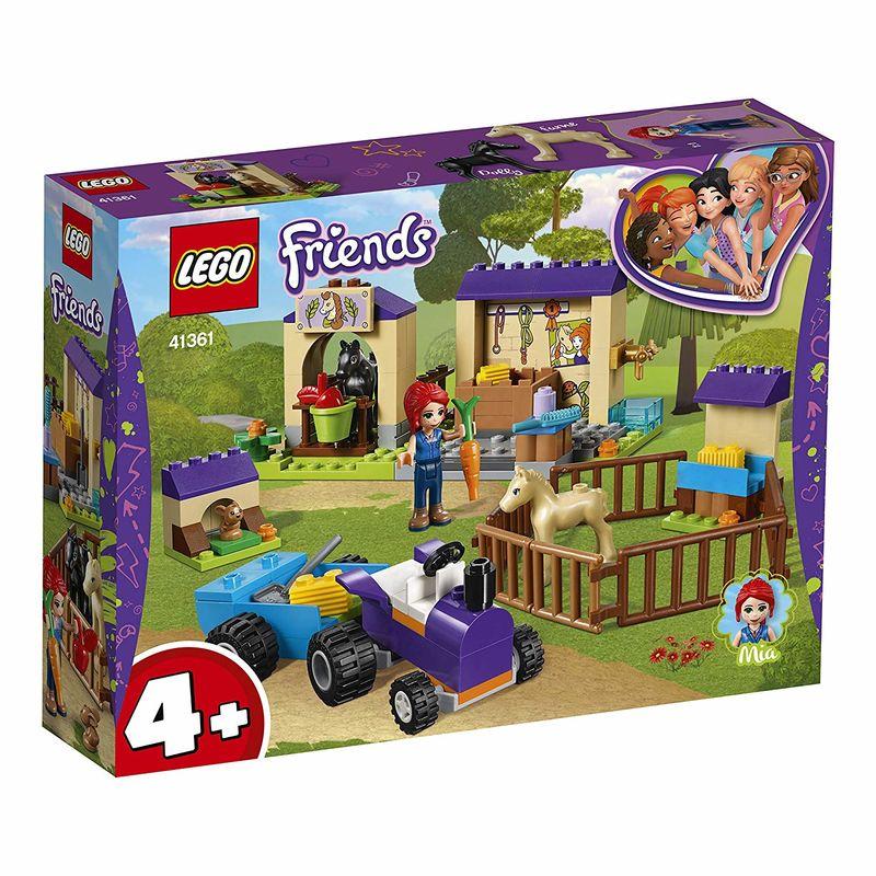 LEGO FRIENDS * ESTABLO DE LOS POTROS DE MIA R: 41361