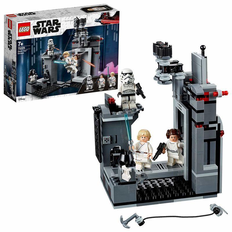 LEGO STAR WARS * HUIDA DE LA ESTELLA R: 75229