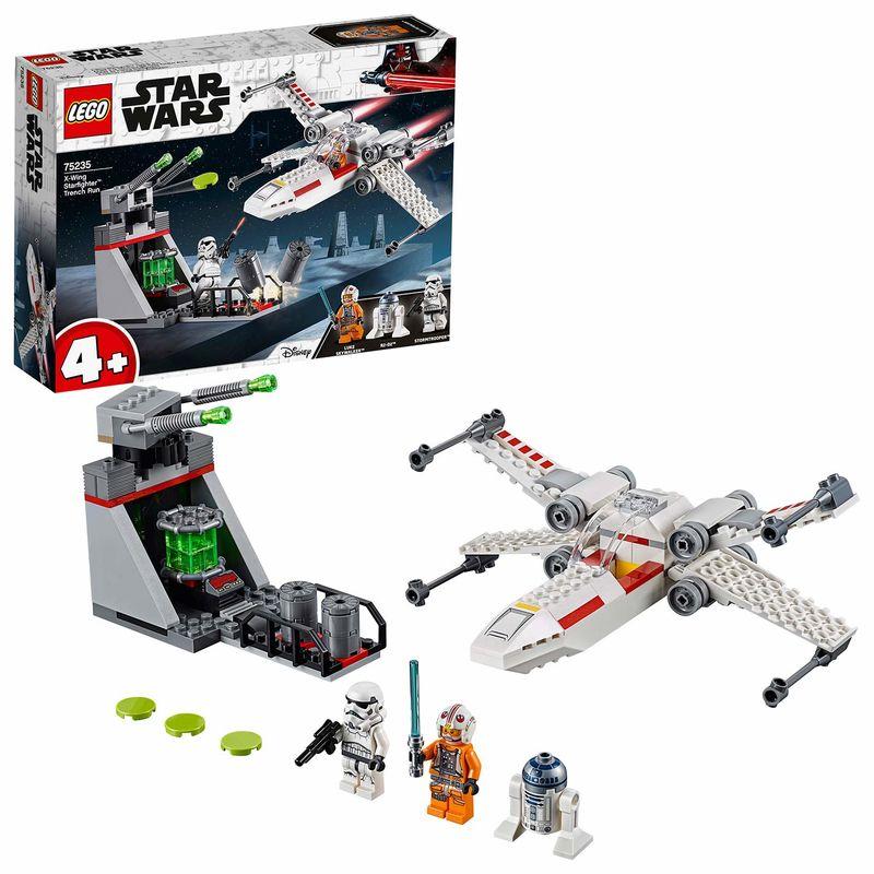 LEGO STAR WARS * ASALTO A LA TRINCHERA R: 75235
