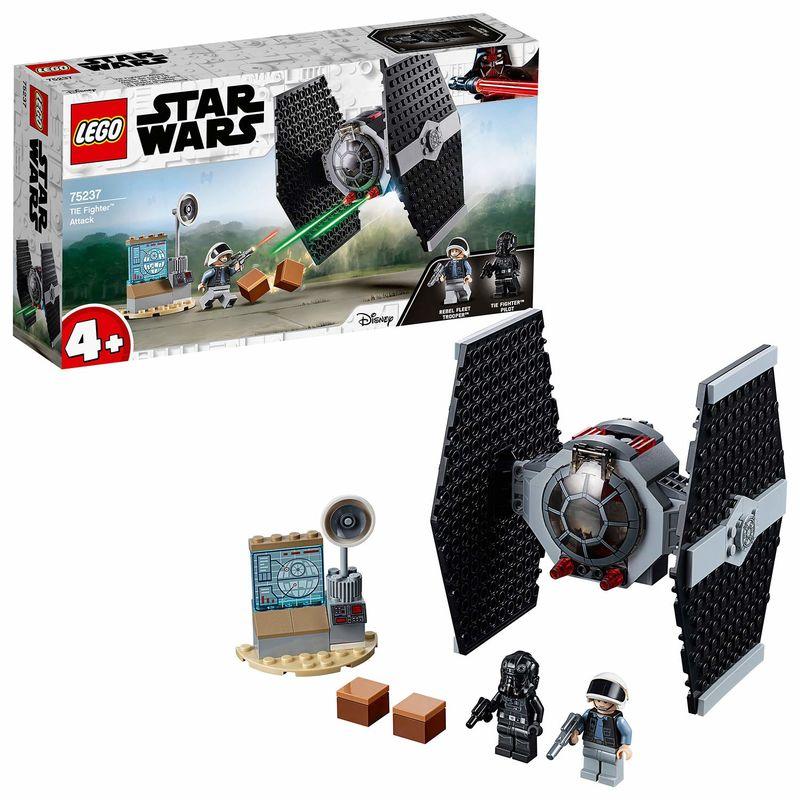 LEGO STAR WARS * ATAQUE DEL CAZA R: 75237
