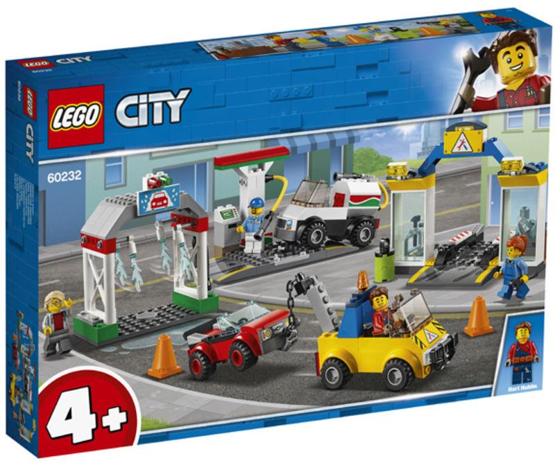 LEGO CITY * CENTRO AUTOMOVILISTICO