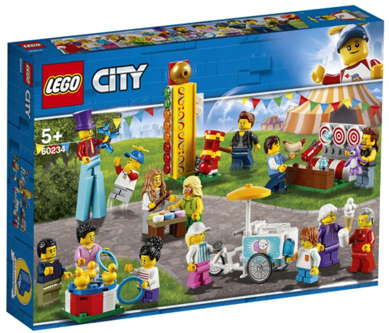 LEGO CITY * PACK DE MINIFIGURAS : FERIA