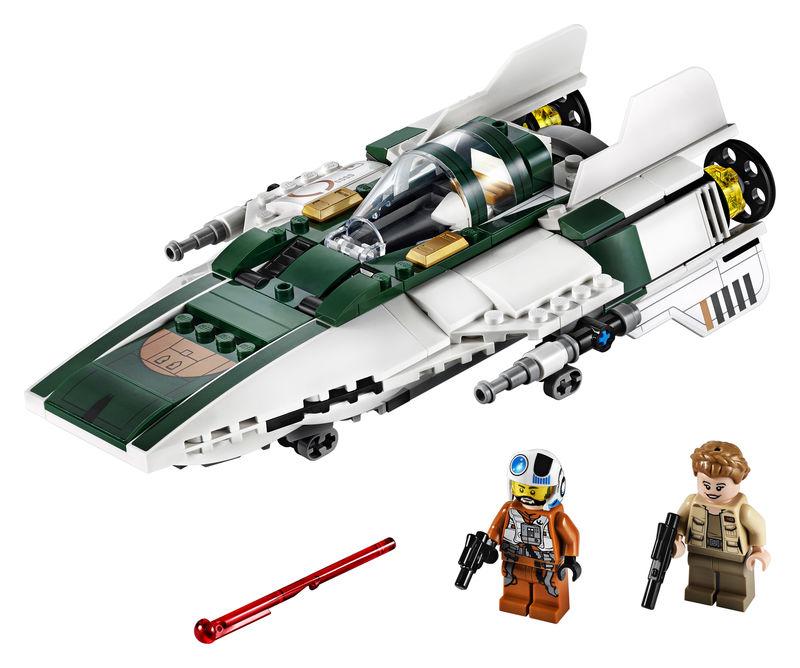 LEGO STAR WARS * CAZA ESTELAR ALA-A DE LA RESISTENCIA