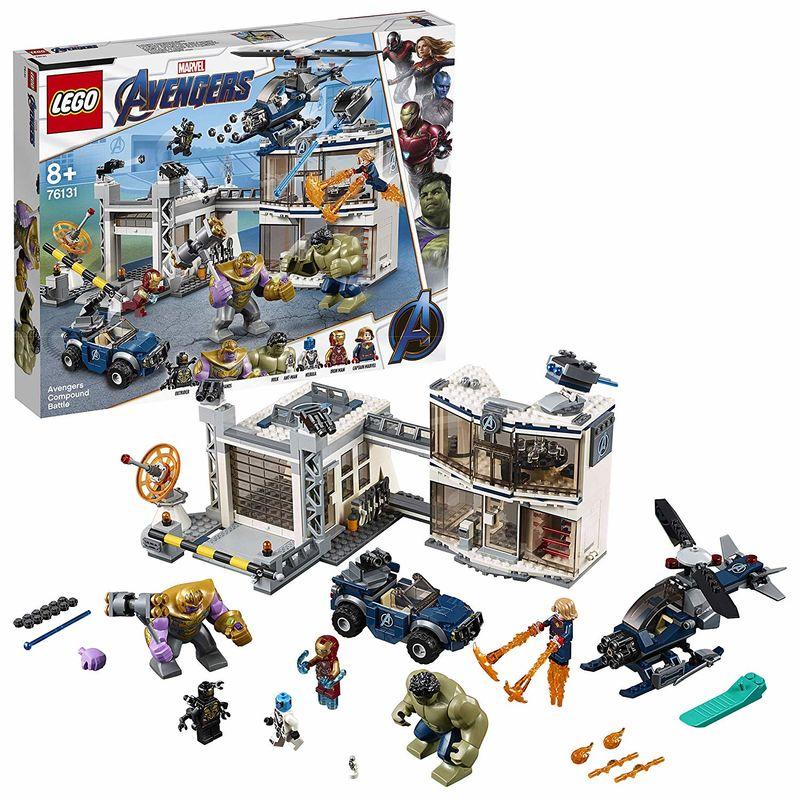 LEGO SUPER HEROES * AVENGERS