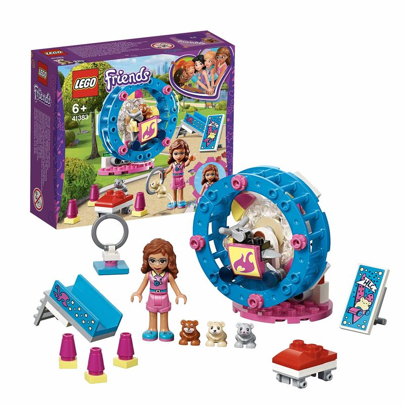 LEGO FRIENDS * PARQUE DEL HAMSTER DE OLIVIA R: 41383