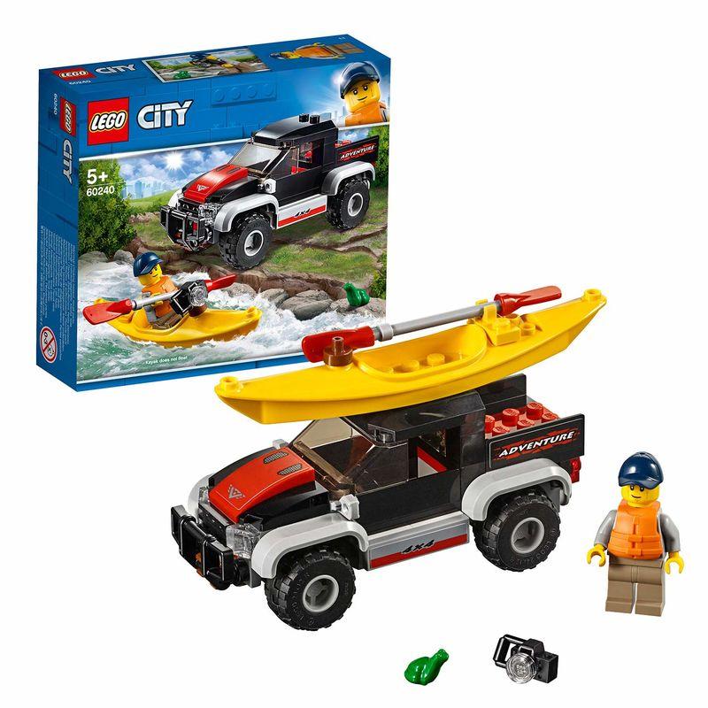 LEGO CITY * AVENTURA EN KAYAK R: 60240