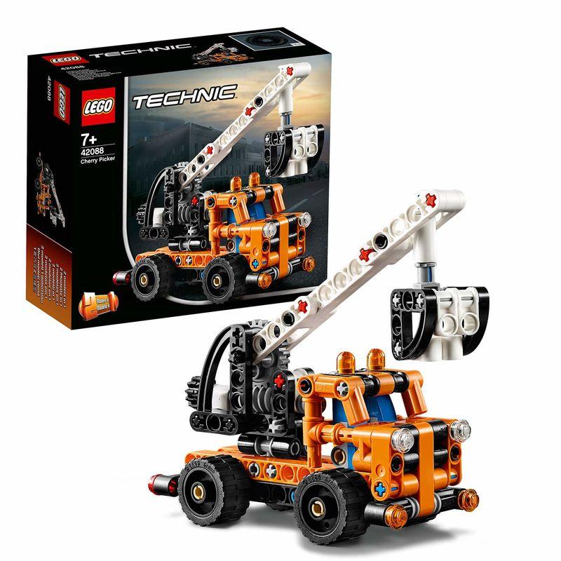 LEGO TECHNIC * PLATAFORMA ELEVADORA R: 42088