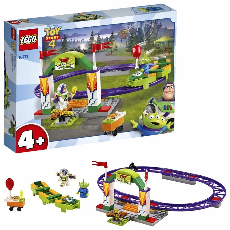 LEGO JUNIORS * ALEGRE TREN DE LA FERIA