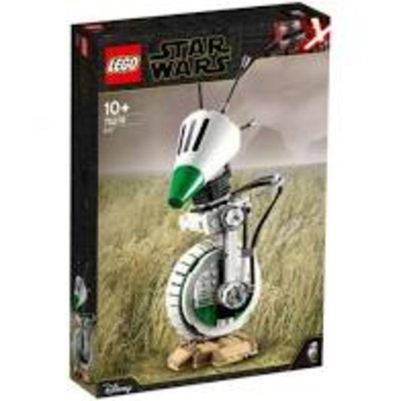 lego star wars * d-o v29