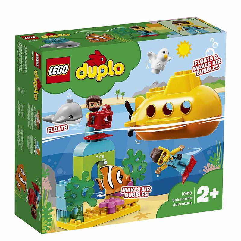 LEGO DUPLO * AVENTURA EN SUBMARINO