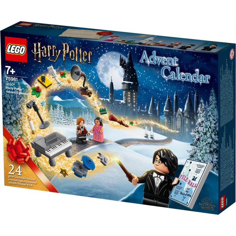 LEGO HARRY POTTER * CALENDARIO DE ADVIENTO
