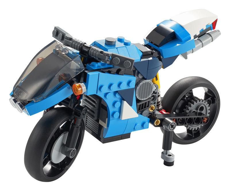 LEGO CREATOR * SUPERMOTO