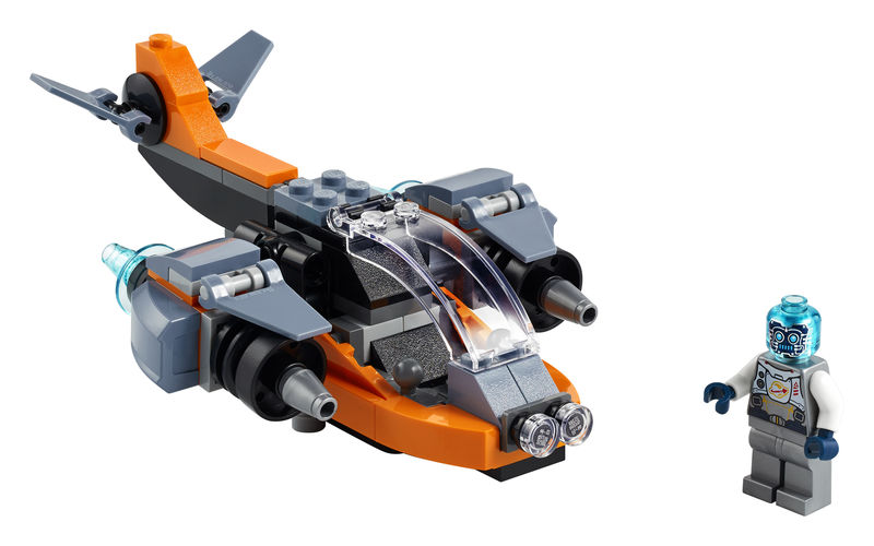 LEGO CREATOR * CIBERDRON