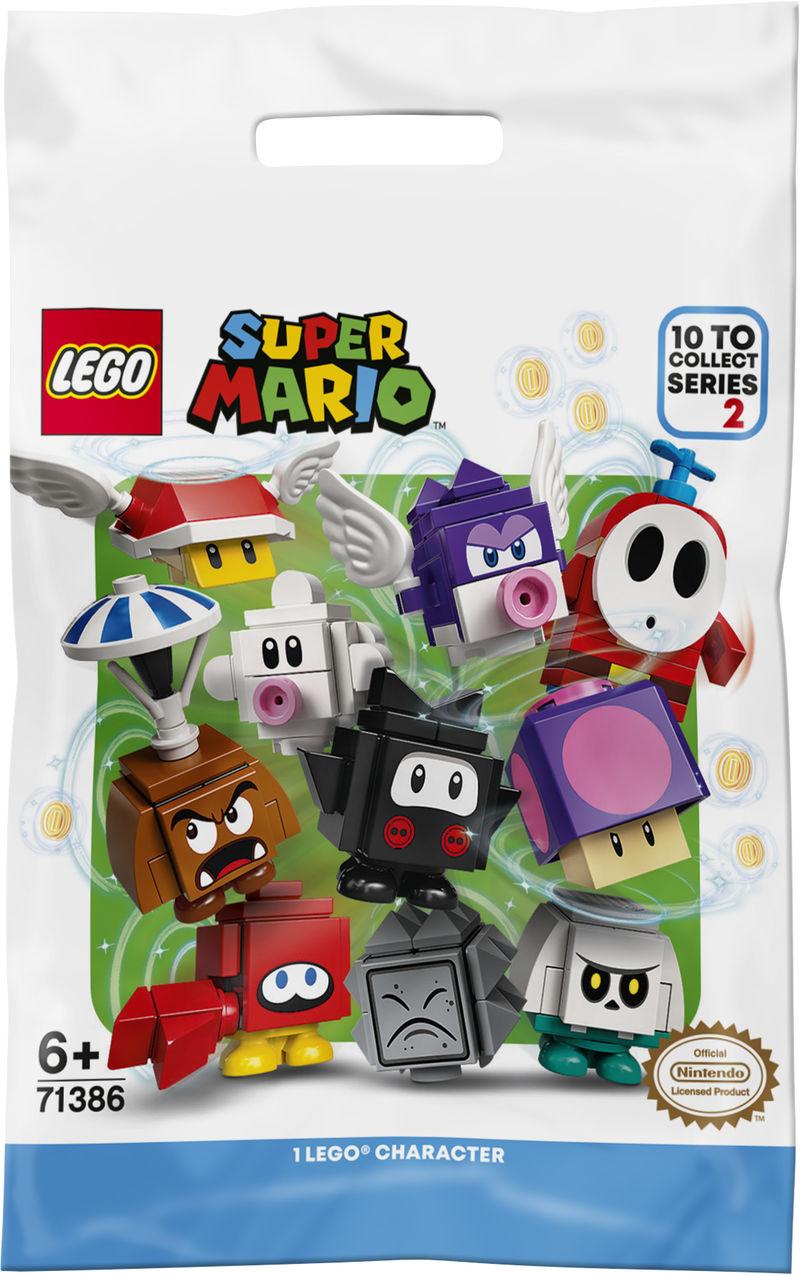 LEGO SUPER MARIO BROS * PACKS DE PERSONAJES: EDICION 2 V29