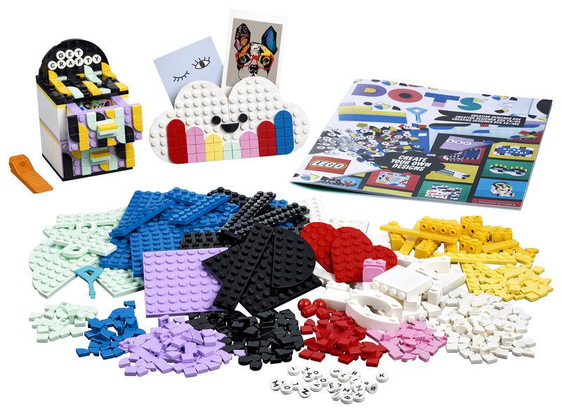 LEGO DOTS * CAJA DE DISEÑOS CREATIVOS