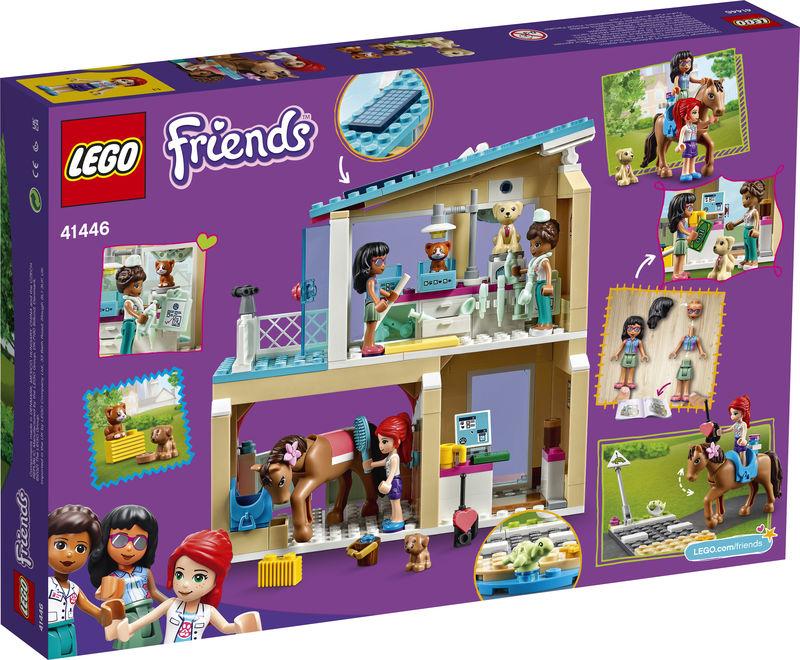 LEGO FRIENDS * CLINICA VETERINARIA DE HEARTLAKE CITY