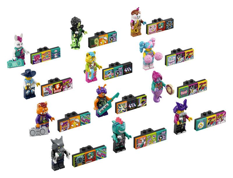 LEGO VIDIYO * BANDMATES