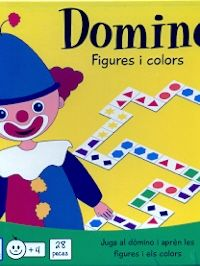 DOMINO FIGURES I COLORS