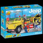 Action Town * Jeep Construction Team 200pcs. R: 1635 -