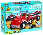 action town * jeep rescue team 200pcs. r: 1829 -