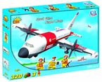 Action Town * Coast Guard Support Plane 320pcs. R: 1832 -