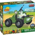 Small Army * Vehicle Ranger 60pcs. R: 2118 -