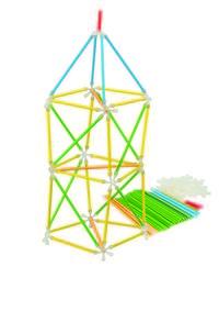 Hape - Arquitetrix Construction Set R: 0hpe5527 -