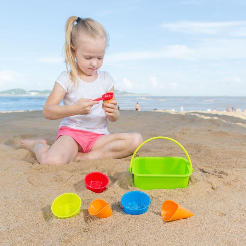 Moldes Helados Para Playa