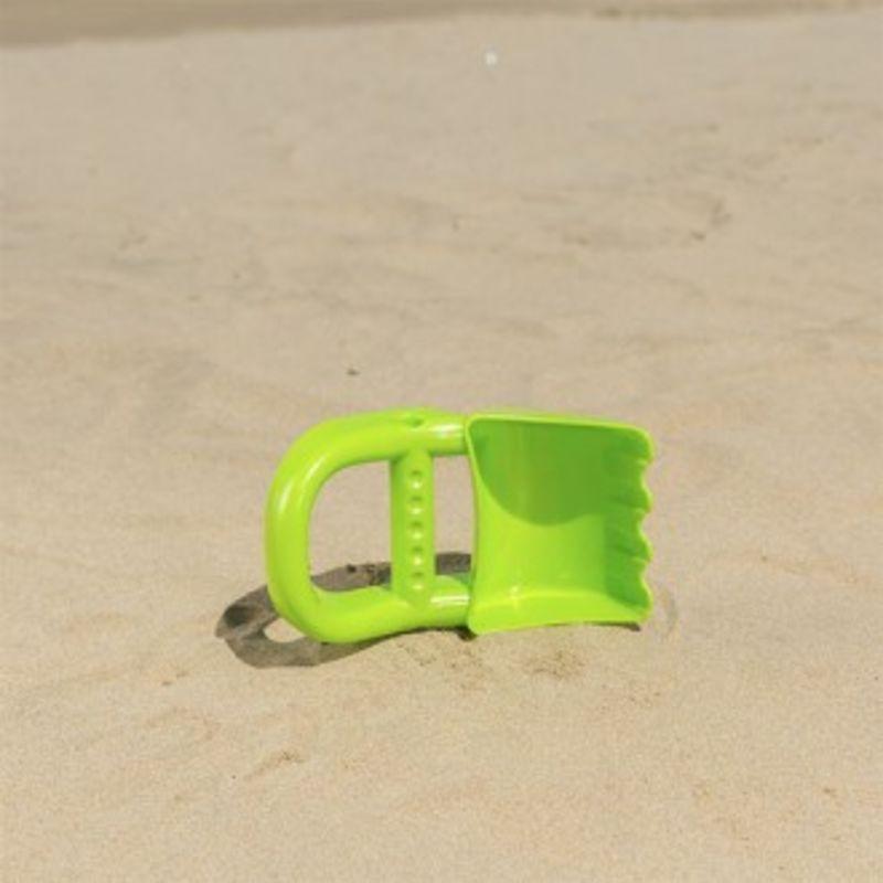Pala Excavadora Verde Playa