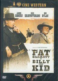 PAT GARRETT Y BILLY THE KID (DVD) * JAMES COBURN / KRIS KRISTOFFERSO