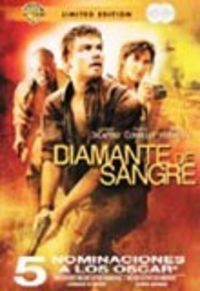 DIAMANTE DE SANGRE (2 DVD STEELBBOK) (EDI. LMTDA) * LEONARDO DICAPRIO