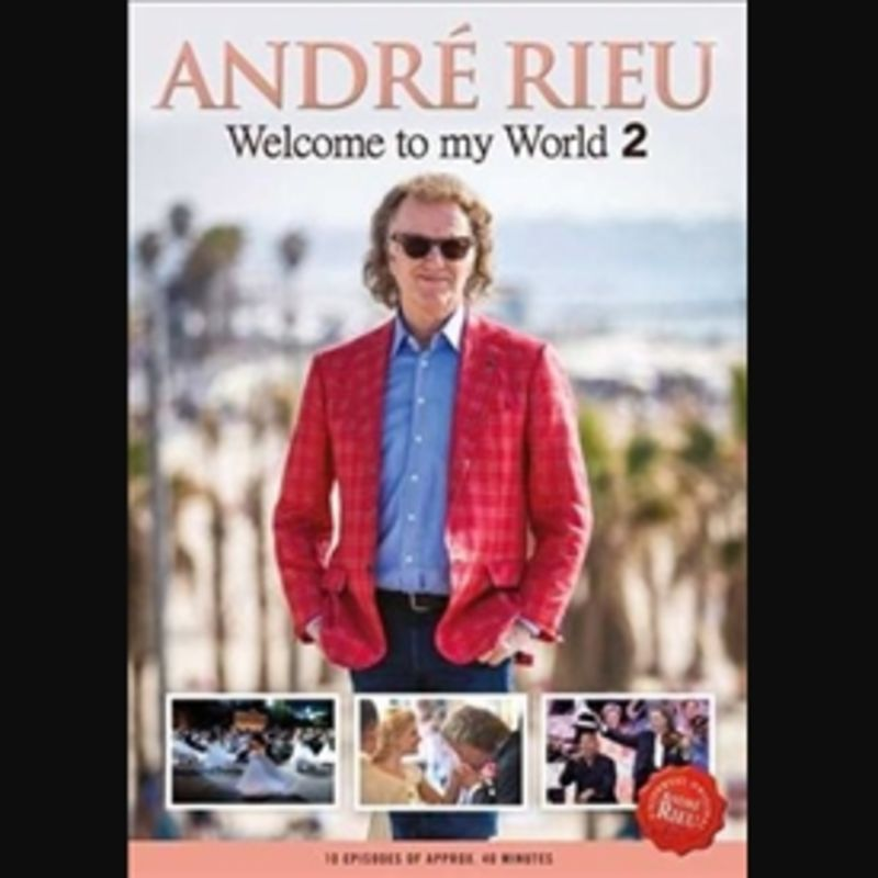 WELCOME TO MY WORLD 2 (3 DVD)