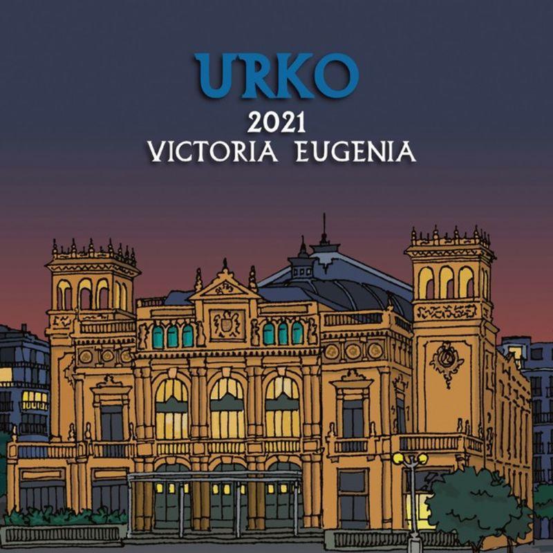 2021 VICTORIA EUGENIA
