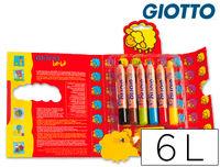 GIOTTO BEBE * C / 6 SUPER LAPICES R: 466400