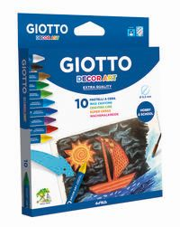 C / 10 GIOTTO DECOR SUPER CERA R: 443000