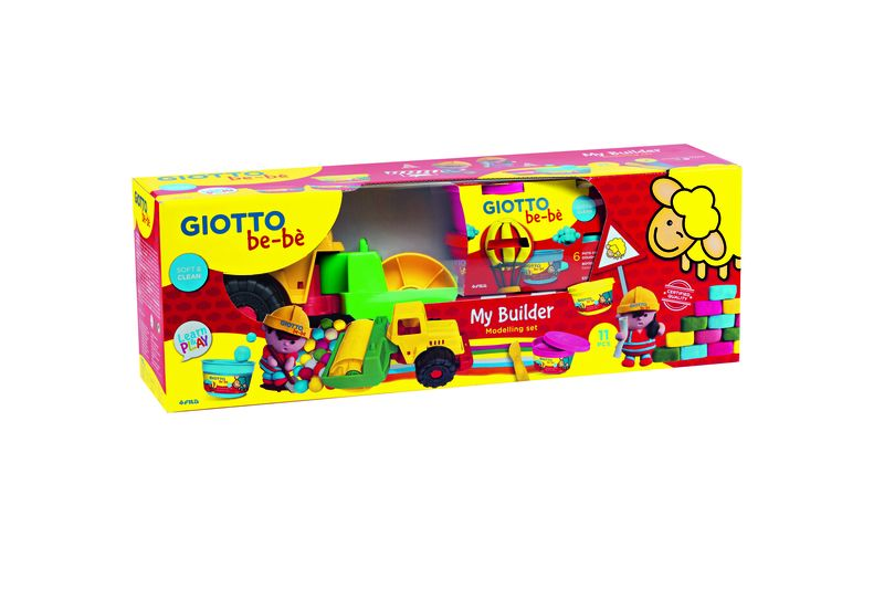 GIOTTO BEBE * SET MY BUILDER