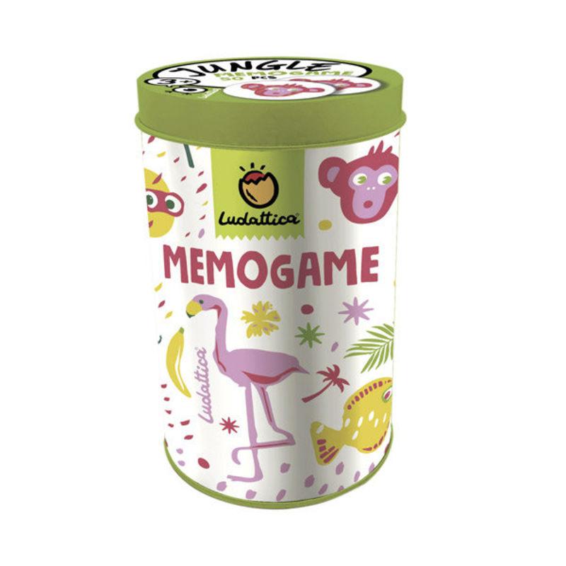 MEMOGAME JUNGLE