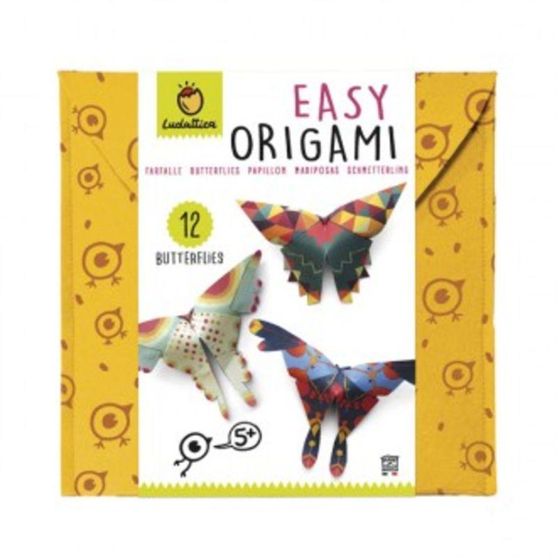 Origami Facil Mariposas -