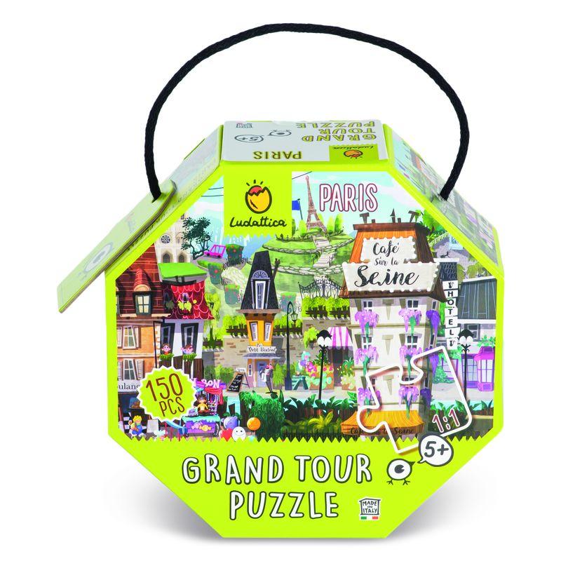 PUZZLE WORLD GRAND TOUR - PARIS