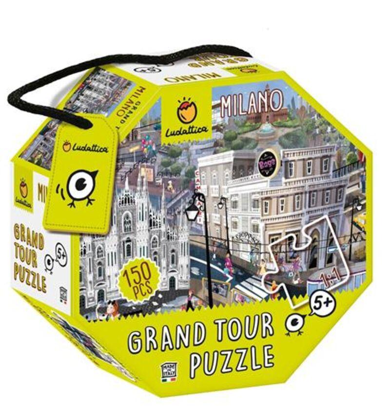 PUZZLE WORLD GRAND TOUR - MILAN